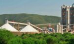 Argentina's cement exports: cement factory in Argentina